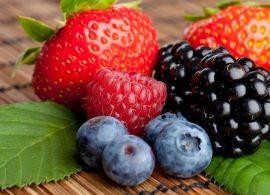 Fructe de pădure… în ghivecele de acasă