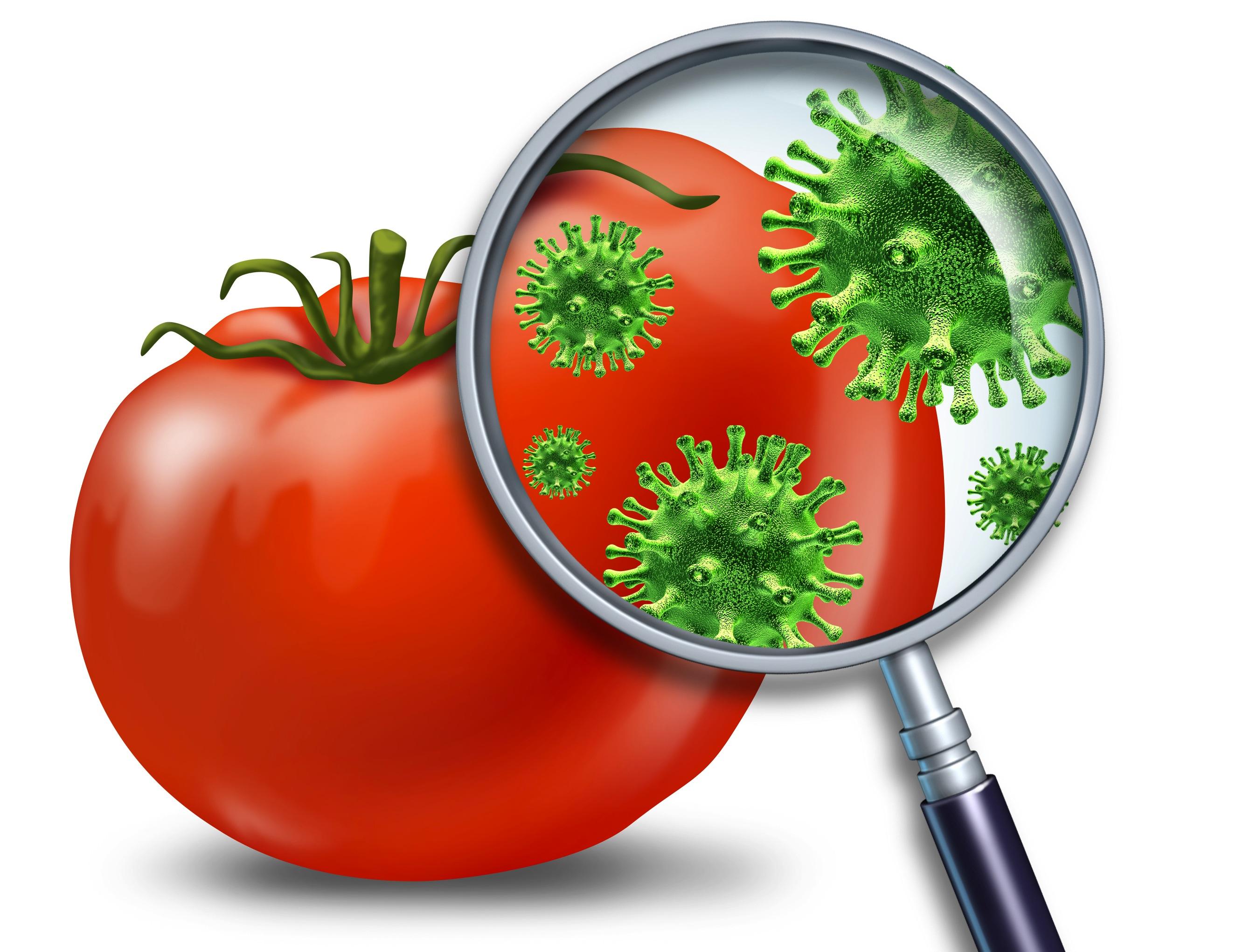 Legume si fructe cu pesticide